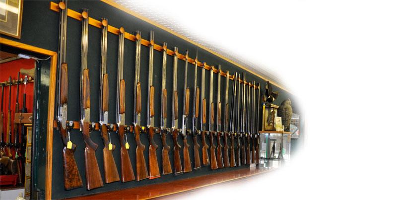Godiva Guns In Store